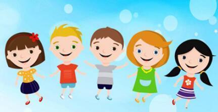 卡通儿童成长家庭教育ppt模板